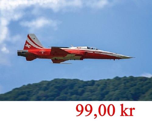 Italeri F-5 Tiger Patrouille Suisse 50th A