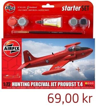 Airfix Starterset Jet Provost T.4