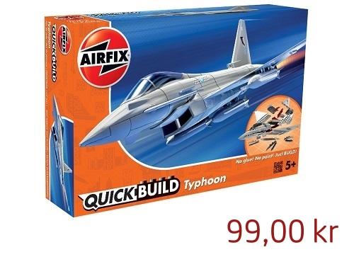 Airfix Quick Build Typhoon