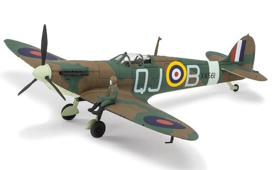 Airfix byggsatser spitfire