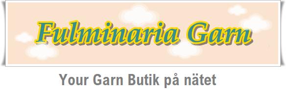 Fulminaria Garn,Garnbutik på nätet