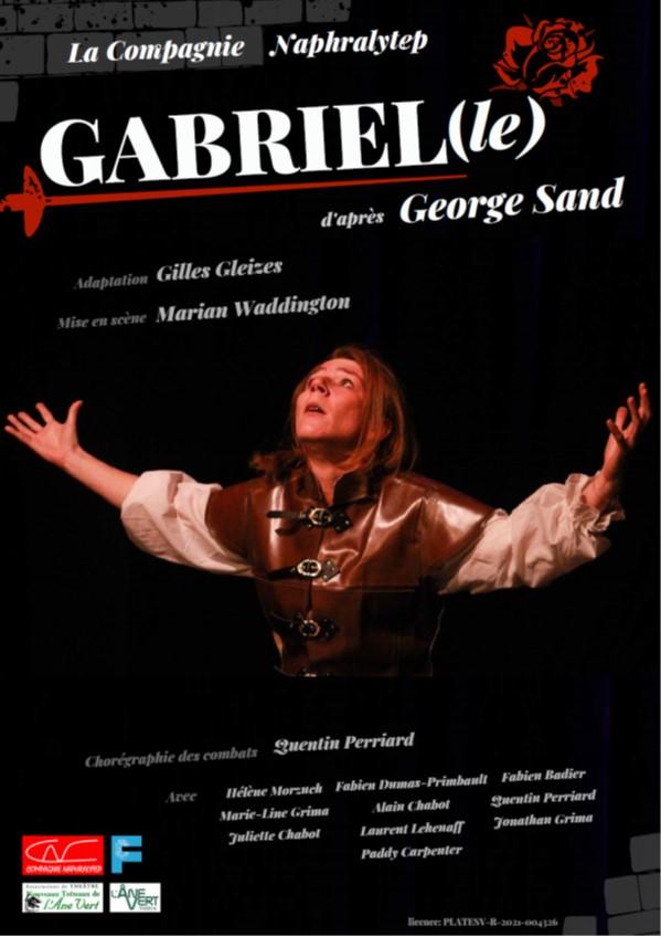 Gabriel(le)- Le 28 septembre, le 1er Octobre