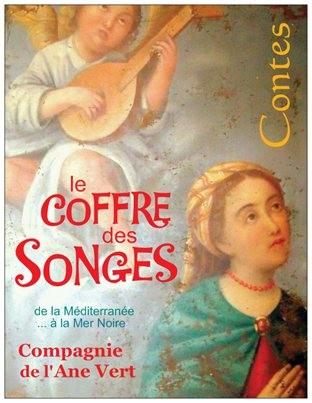 LE COFFRE DES SONGES (Jeune Public) Le 11 Avril (Tout public) Du 10 au 13 Avril (scolaires)