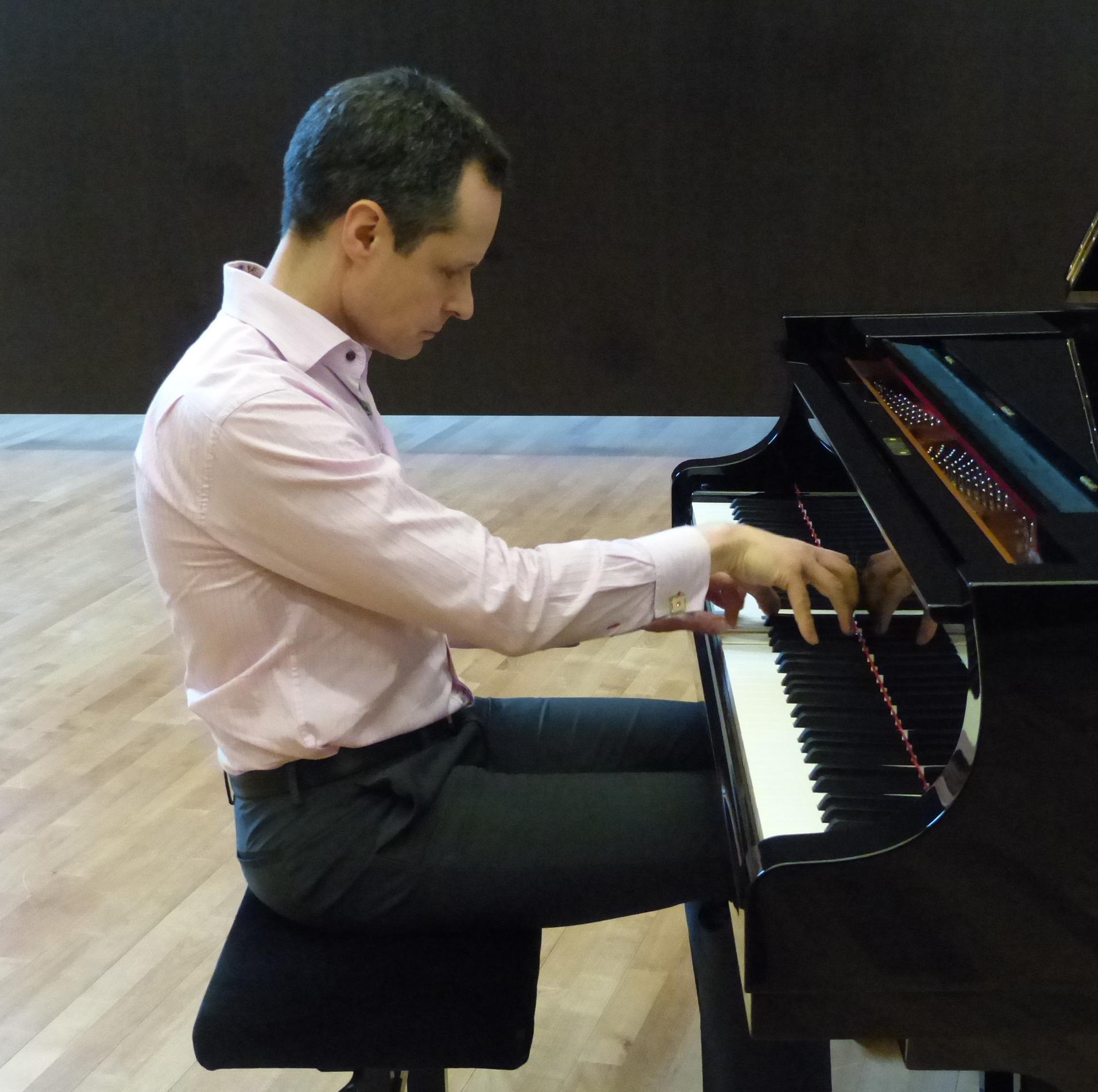 Concert Etienne GOEPP - Le 24 octobre