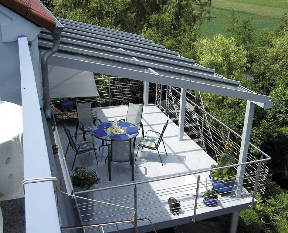 Terrassendach TD Plus