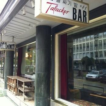 Talacker - Die Bar