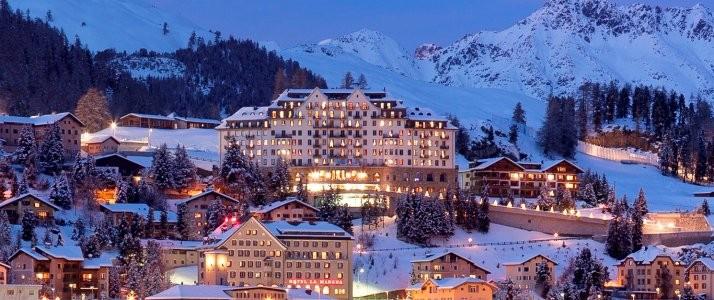 Hotel Carlton St. Moritz