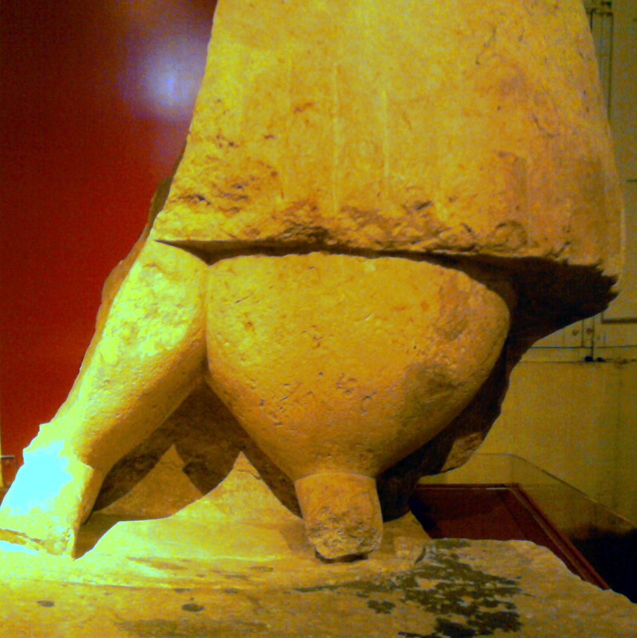 Archeological Museum Valetta .... Women make history