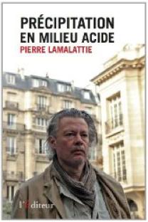 Roman littérature Pierre Lamalattie
