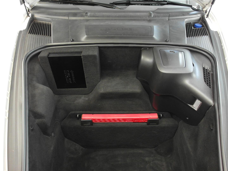 Porsche Boxter 987 - mit Abdeckung