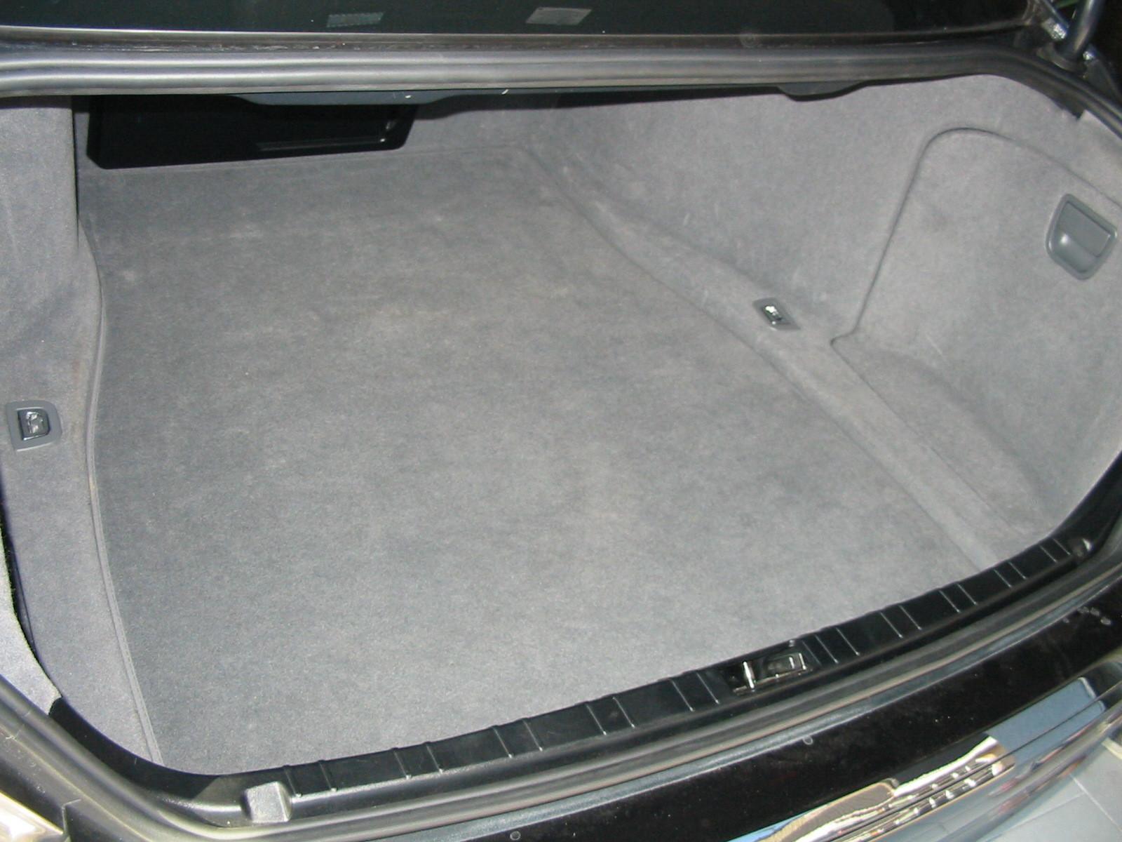 BMW 7er Langversion - mit Abdeckung