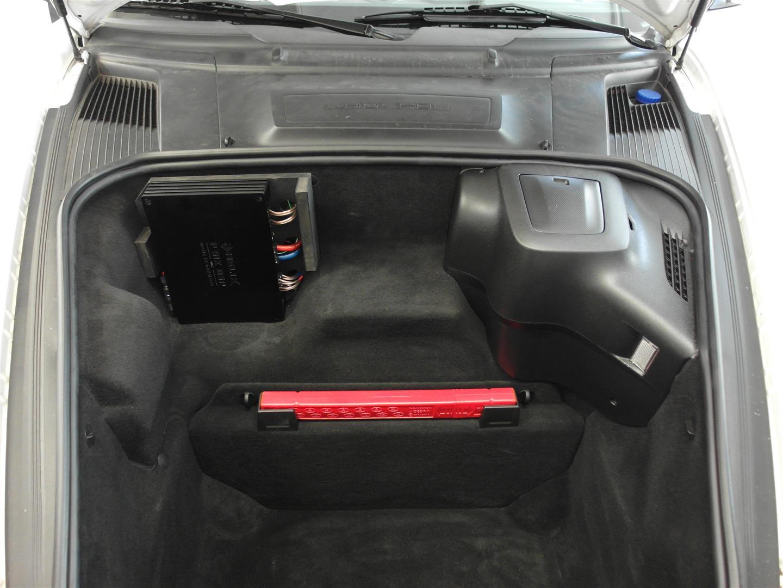 Porsche Boxter 987 - ohne Abdeckung