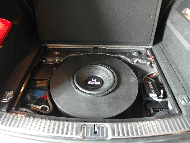 VW Touareg (7L) - ohne Abdeckung