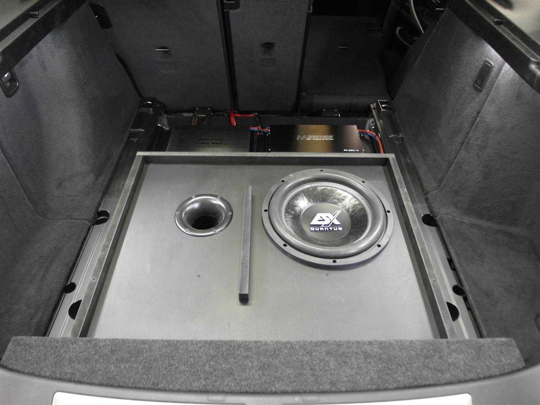 BMW 3er GT (F34) - ohne Abdeckung