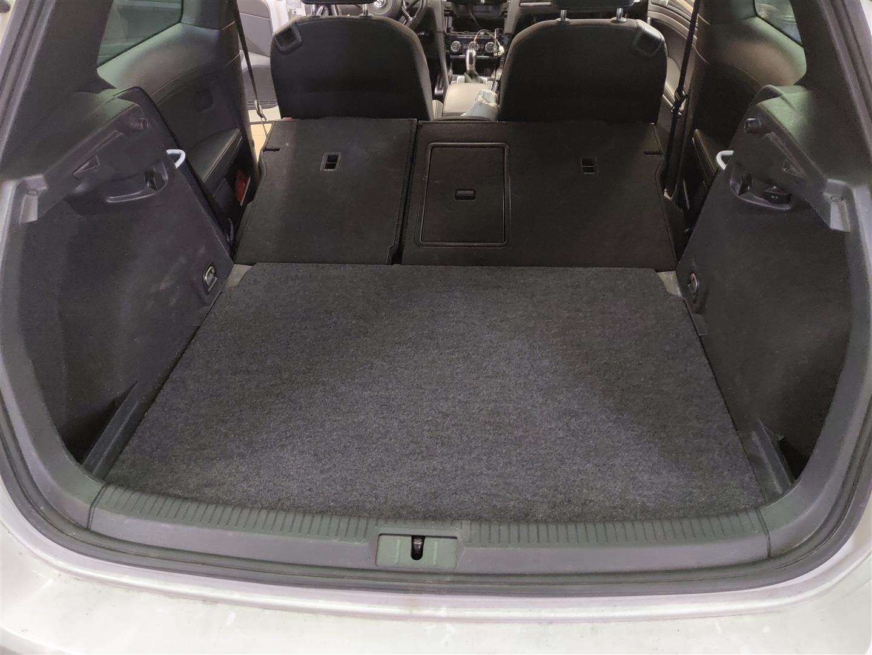 VW Golf 7 R - mit Abdeckung