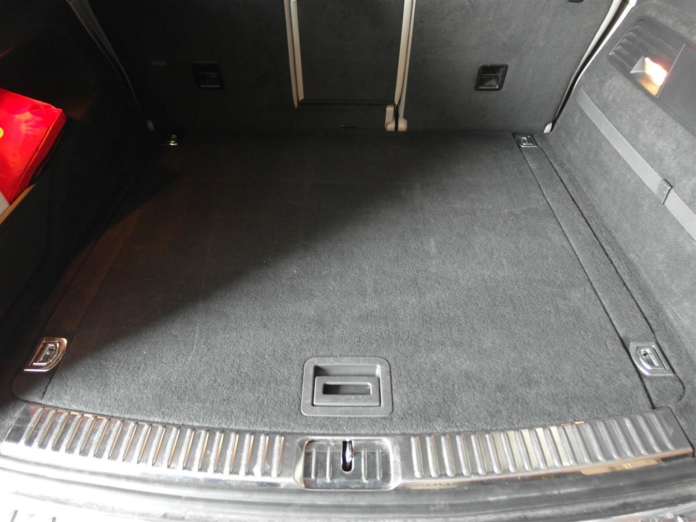 VW Touareg (7L) - mit Abdeckung