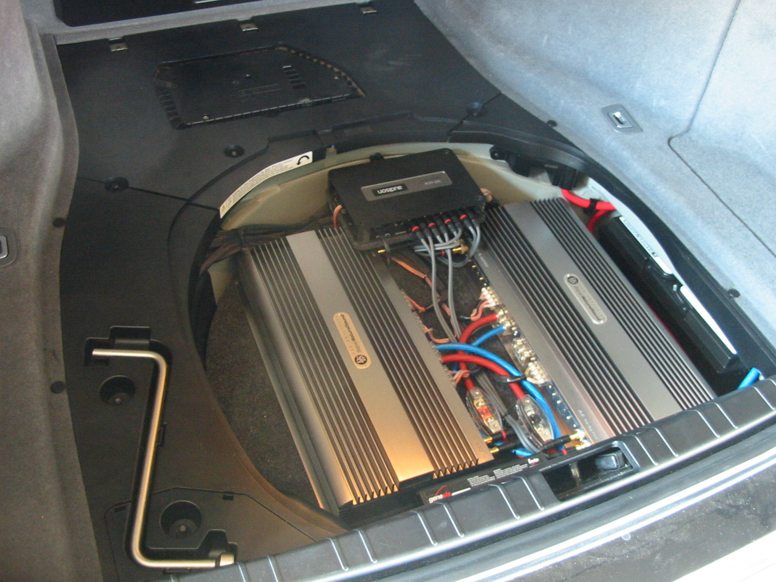 BMW 7er Langversion - ohne Abdeckung