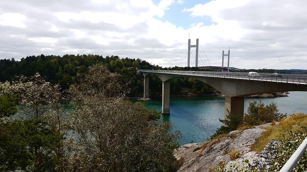 Tjörnbron Brücke