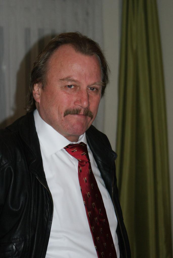 Präsident Rolf Böni