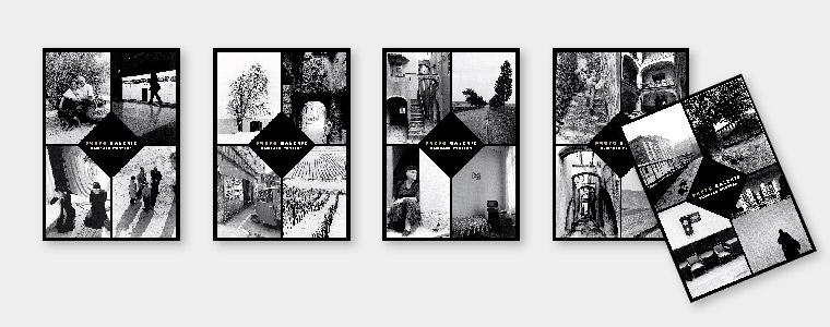 Photogalerie, Postkarten-Serie, Konzept + Gestaltung