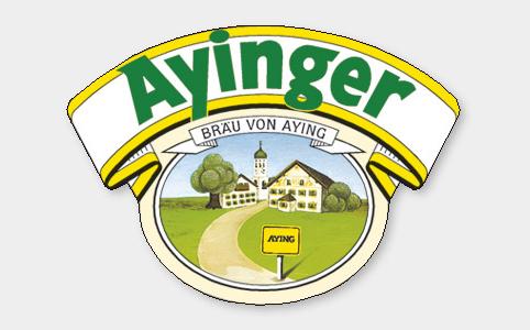 Brauerei Aying, Logo Redesign
