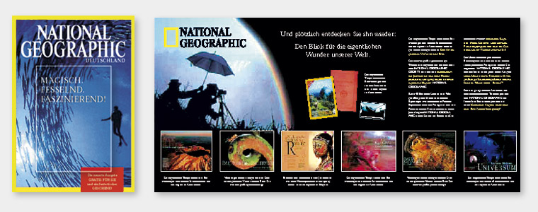 National Geographic, Beilage