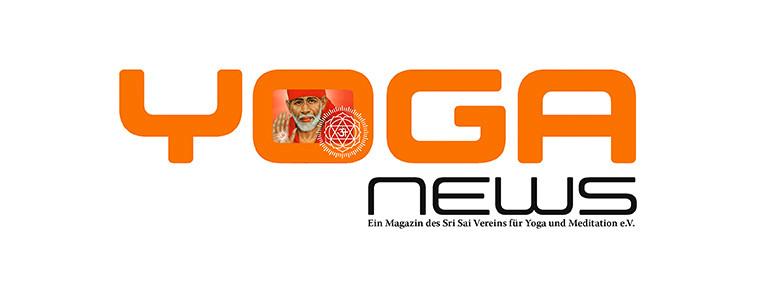 Yoga News, Logoentwicklung