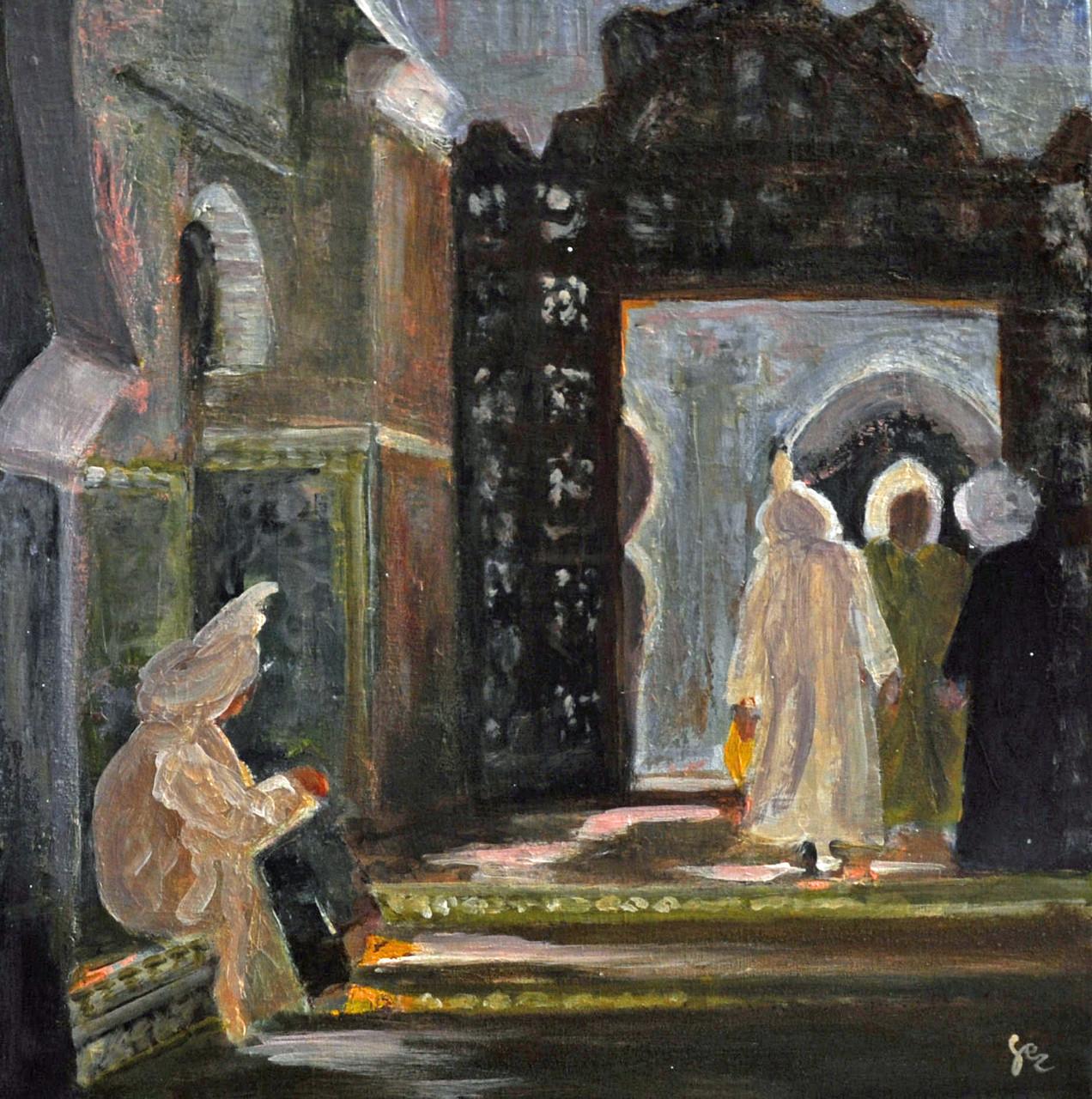 La medersa de Fez