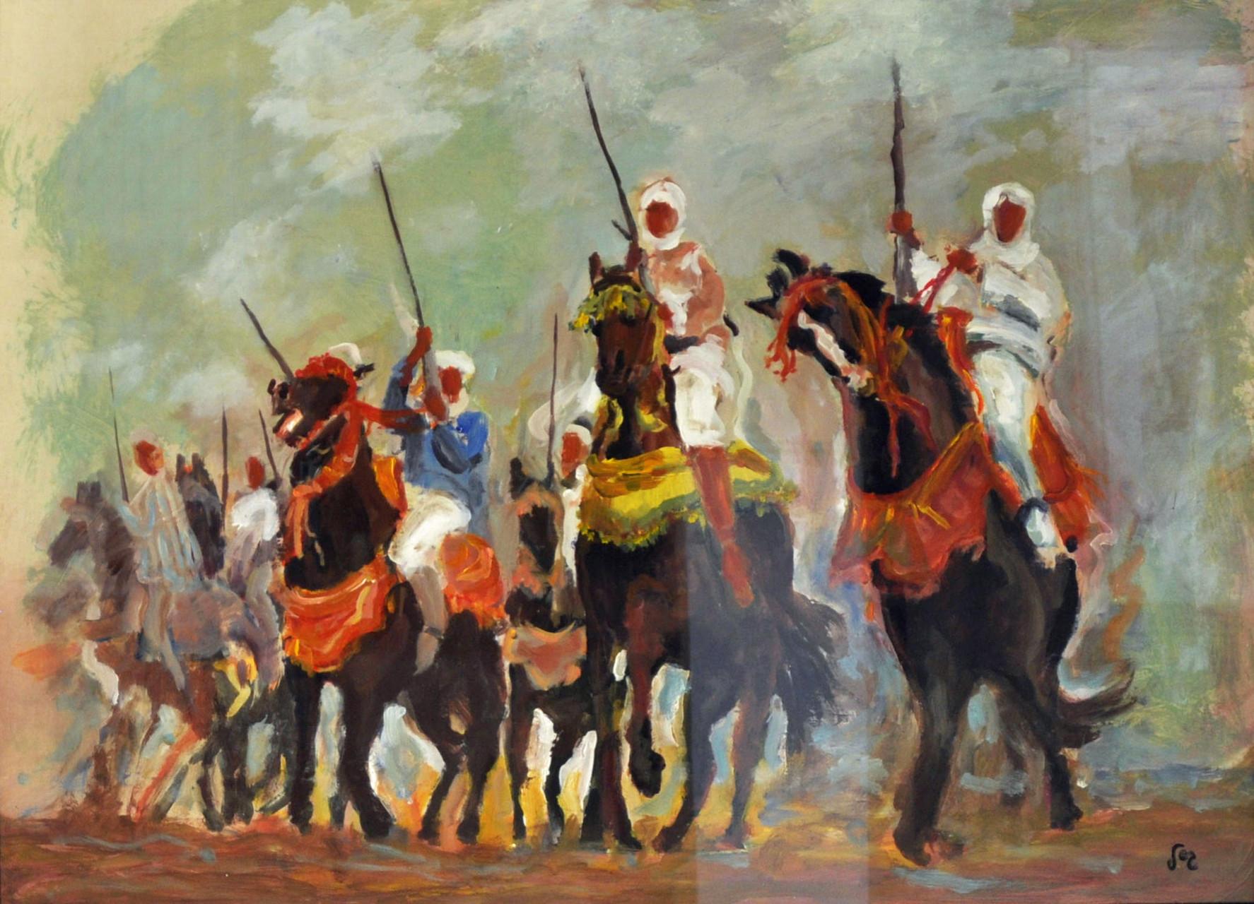 Fantasia marocaine