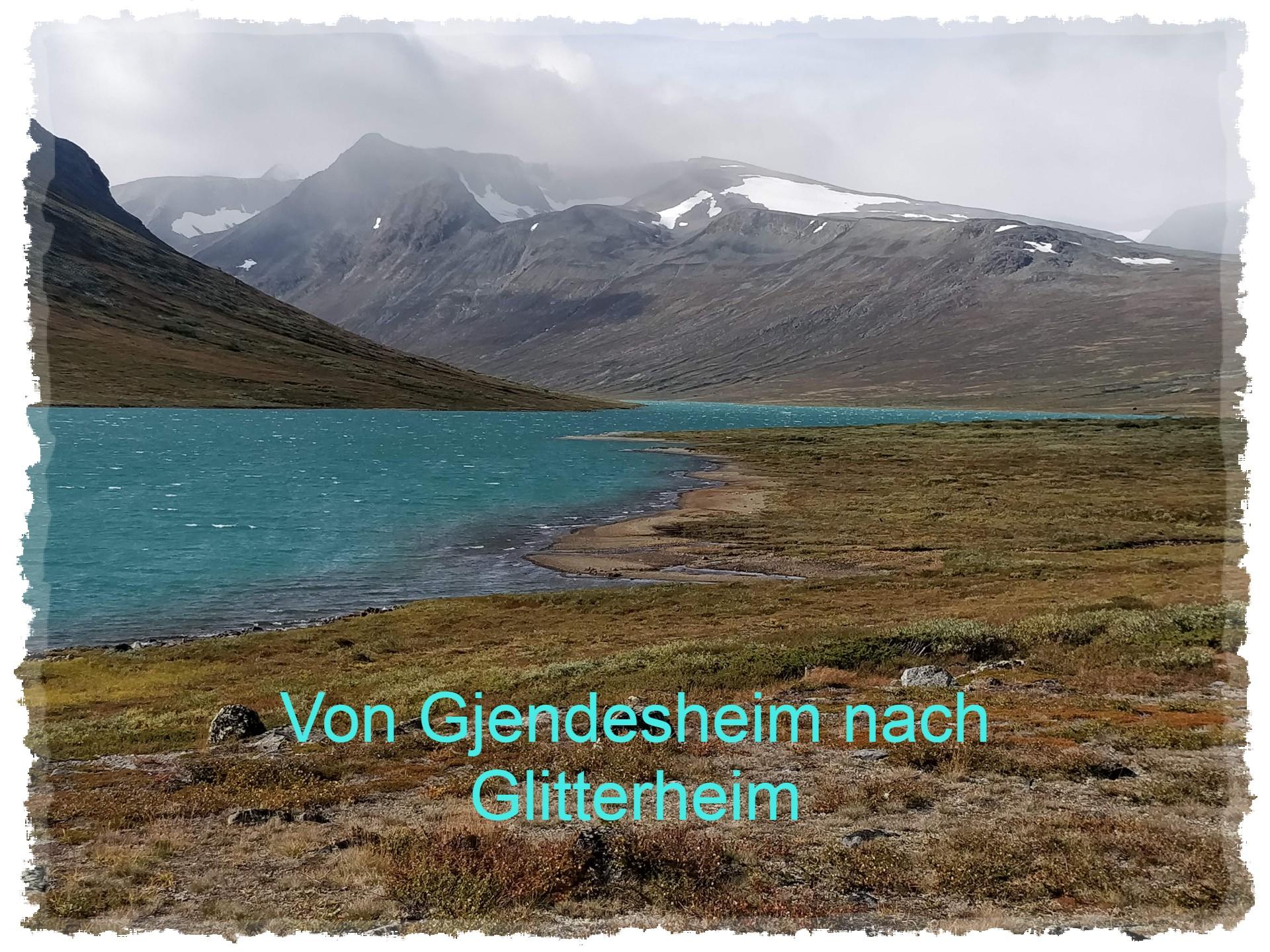 08.09.20 Von Gjendesheim nach Glitterheim