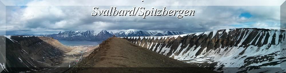 Svalbard/Spitzberegen