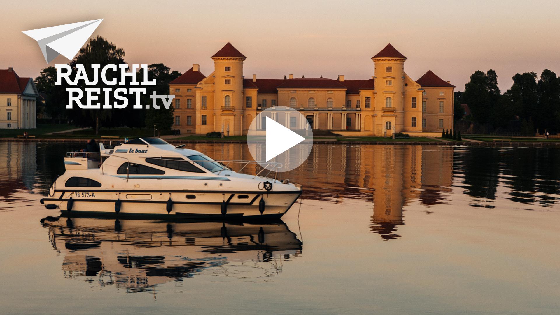 Deutschland: Hausbooturlaub in Brandenburg