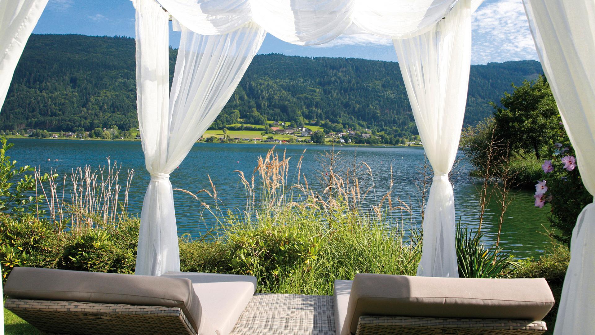 Kärnten: Herbstliche Wanderwoche am Ossiacher See