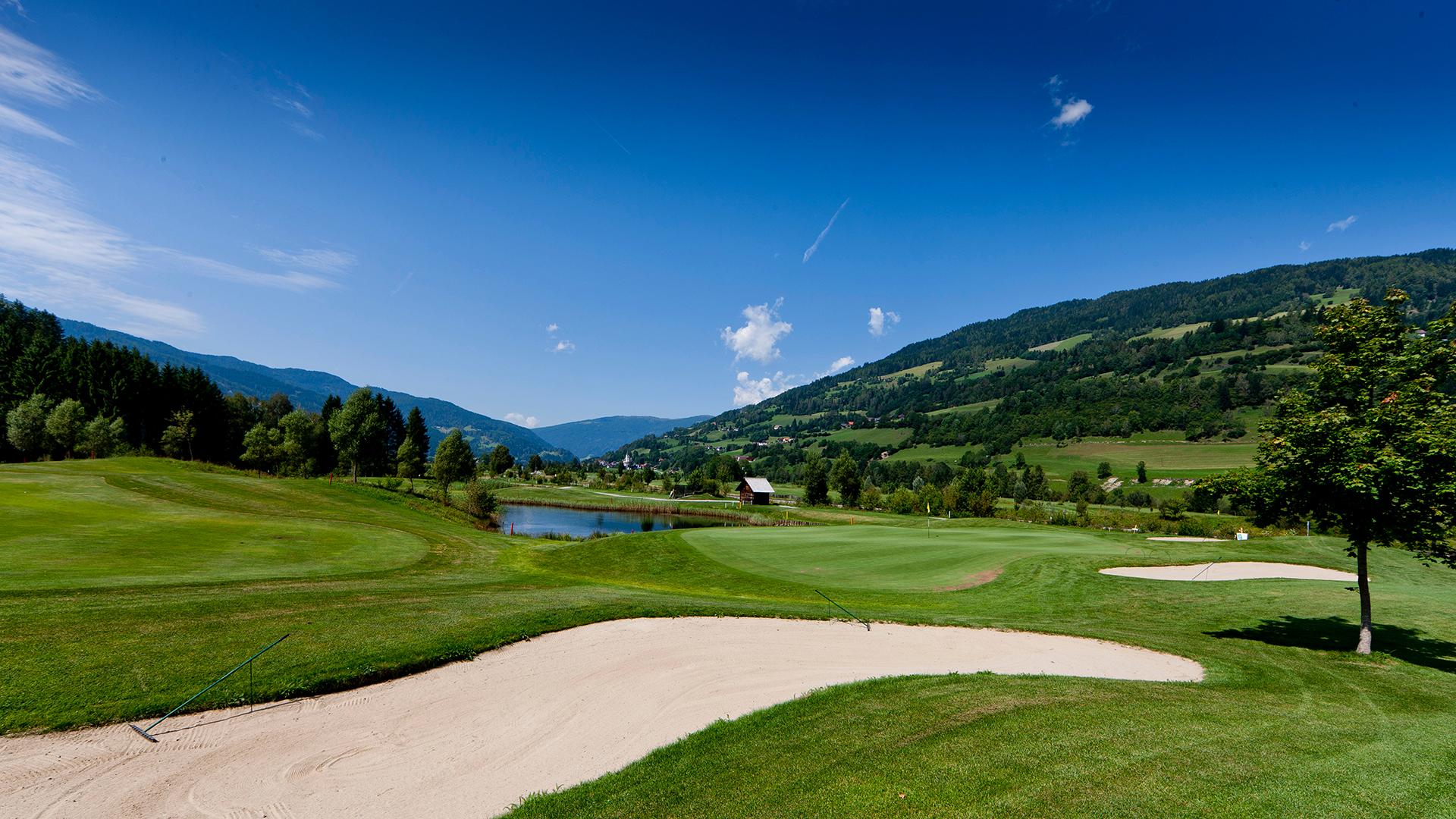 Golfplätze warten auf die Gäste