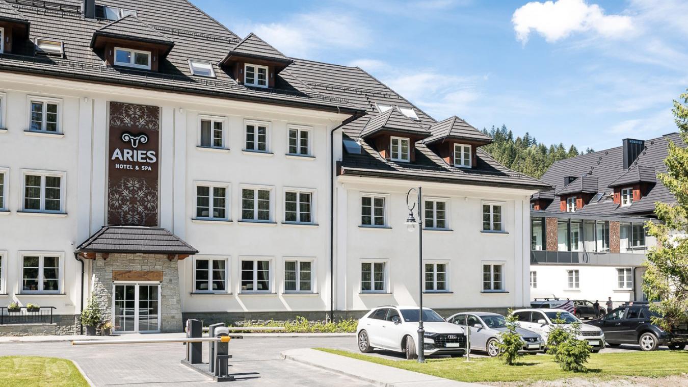 Das Hotel Aries zählt zu den besten Häusern Schlesiens