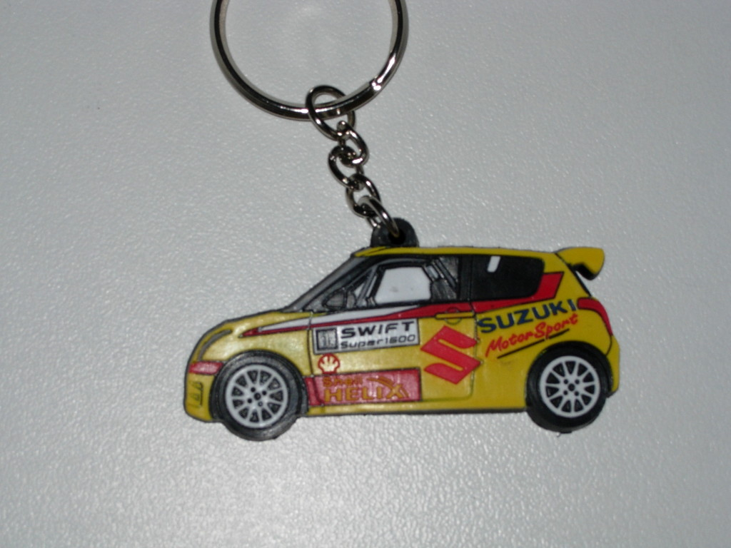 PORTE CLES SUZUKI SWIFT