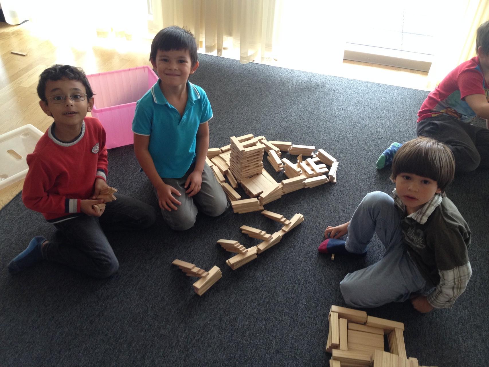 Bauen und Konstruieren