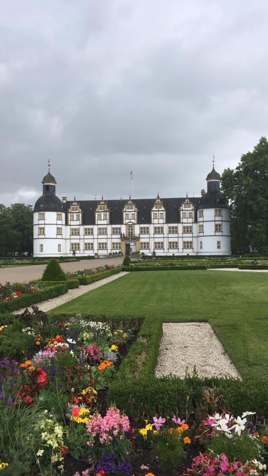 Schloss Neuhaus, Schloss Paderborn, Paderborn Neuhaus, Schlossgarten Paderborn