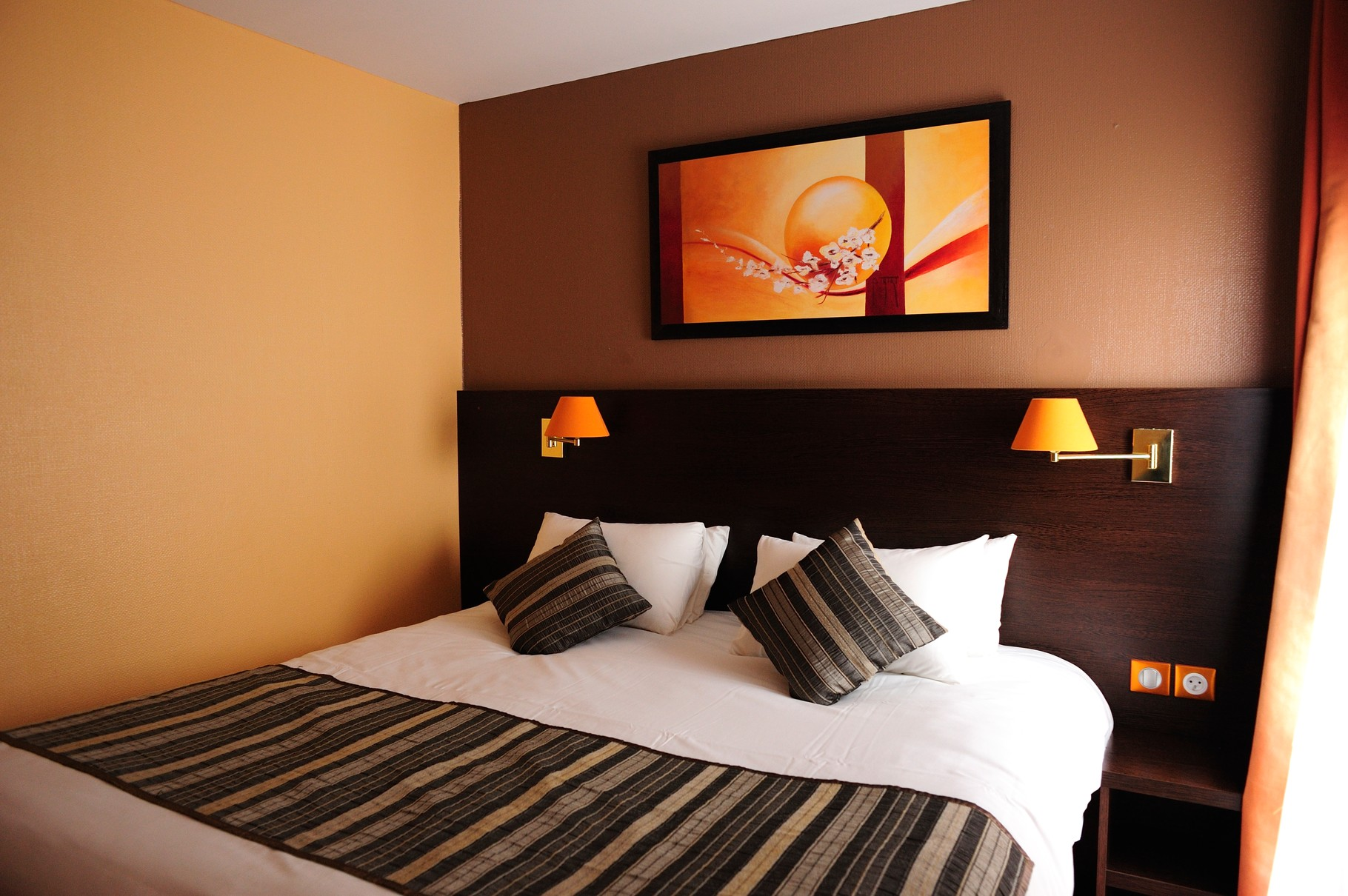 Chambre Double Standard - comfort-hotel-orleans