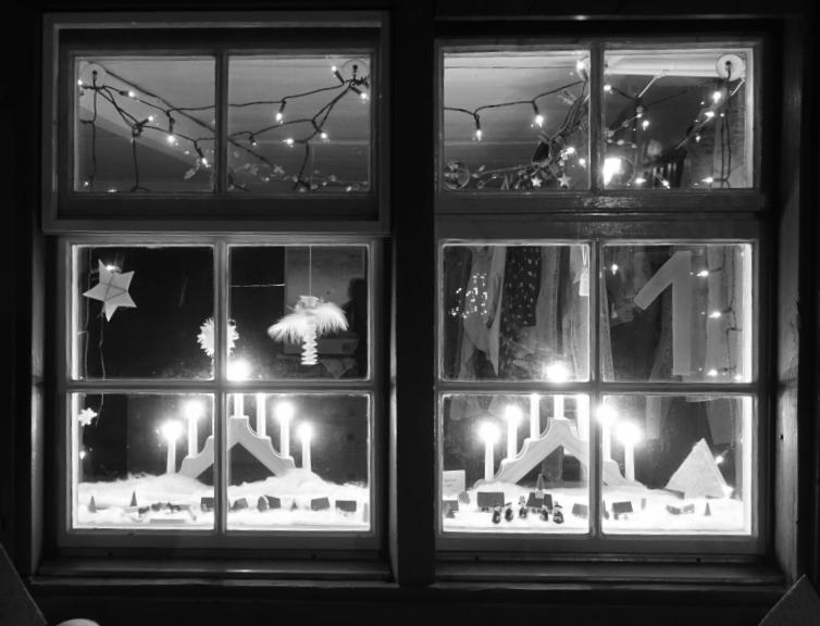 Die Adventsfenster