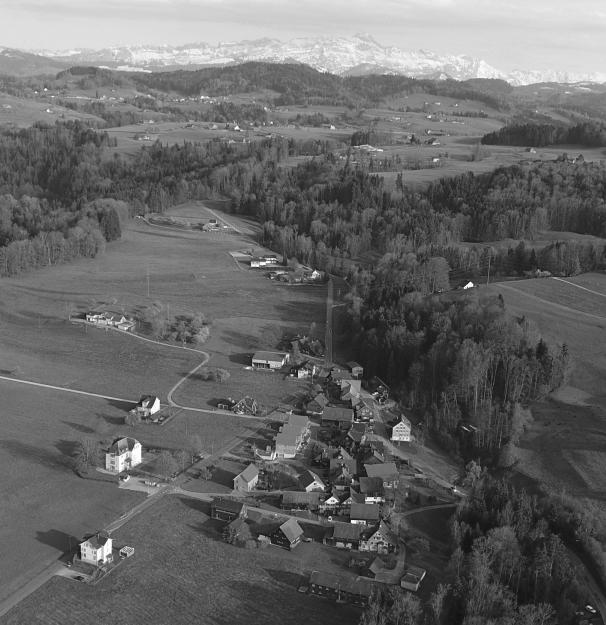 Drohnenflug über Burgau