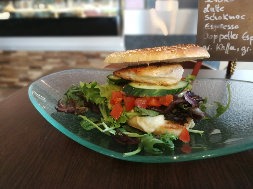 Lilly´s Chicken-Panini