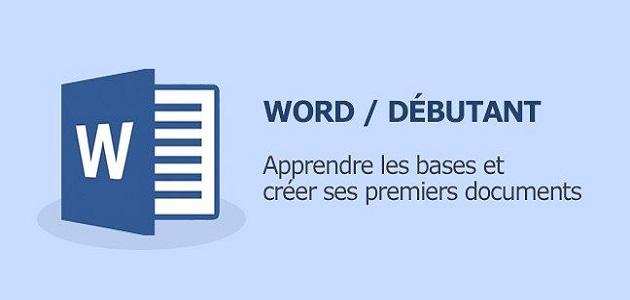 Programme de la formation Word niveau débutant Dolorès FRETARD