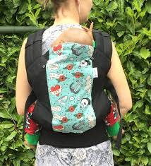 Ергономична раница бебе