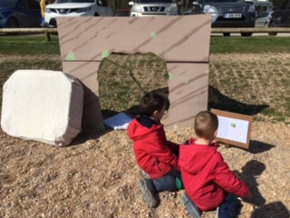 Investigating the empty tomb