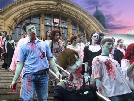 Die Toten kommen in die Stadt
