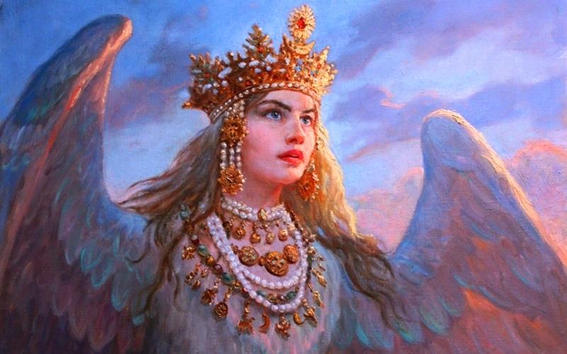 #птицывславянскоймифологии