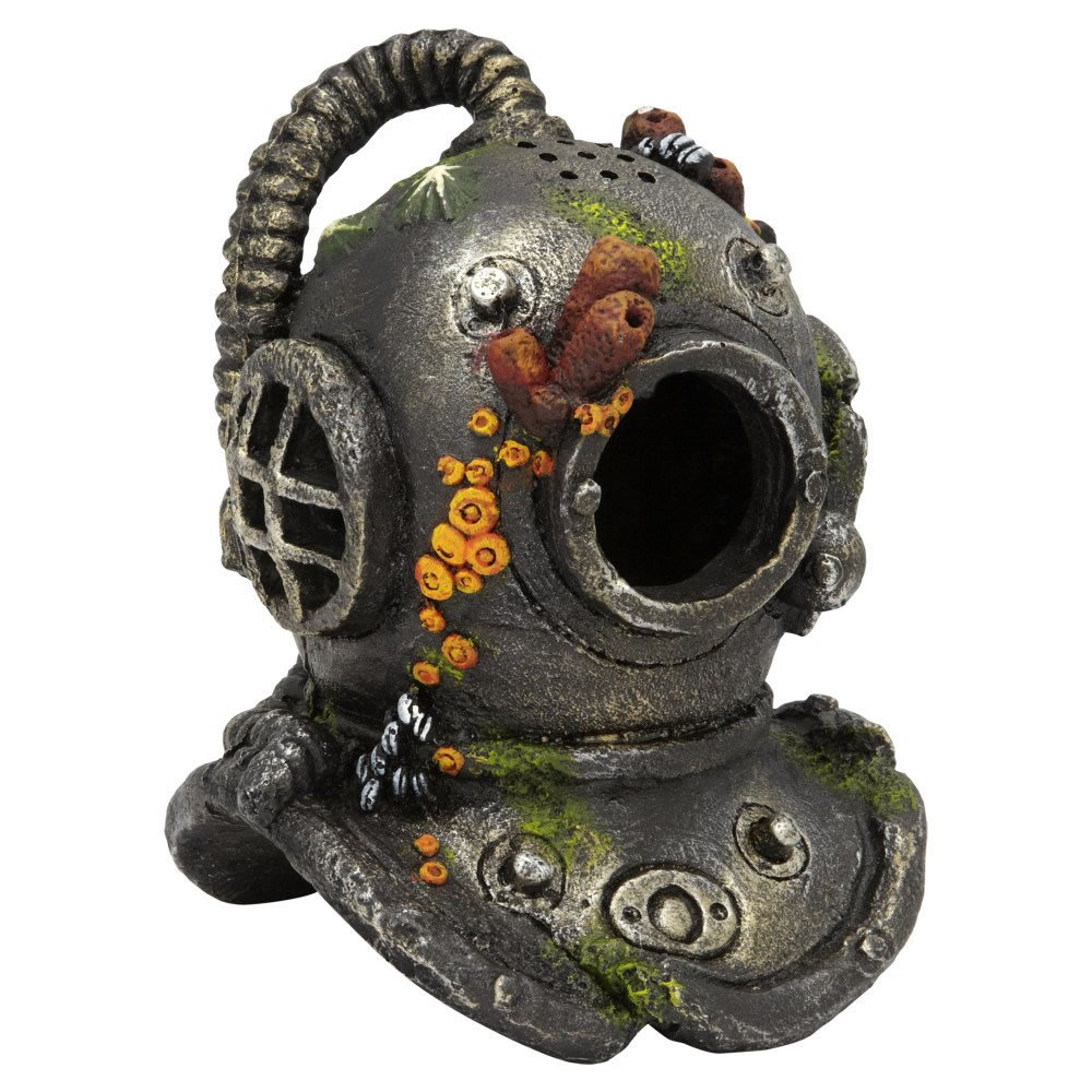 Old Diving Helmet Ornament