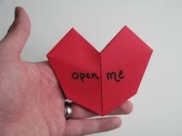 Sant Valentine's Note