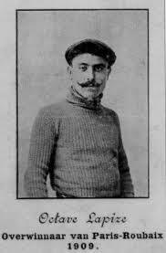 Octave Lapize 1909